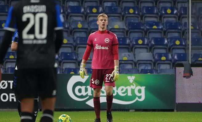 Oliver Christensen udtaget til A-landsholdet