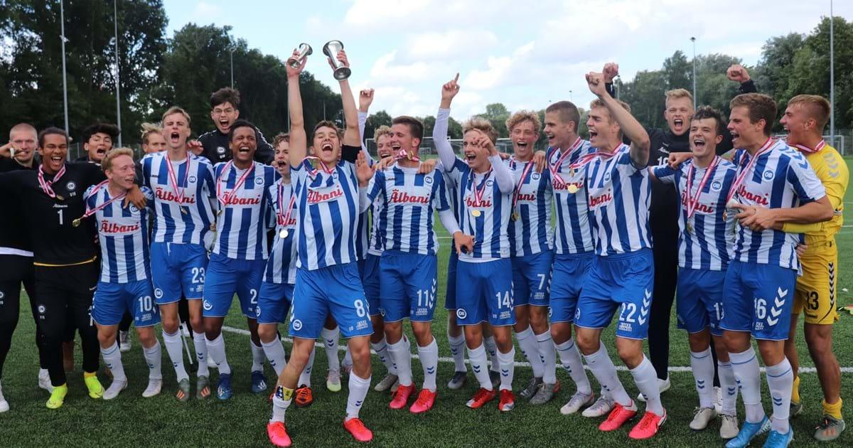 Onsdag trækkes der lod til UEFA Youth League